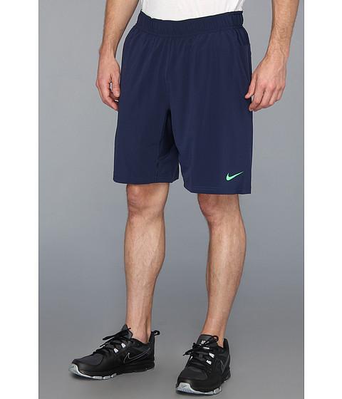 "Pantaloni Nike - 2-In-1 9\"" Short - Midnight Navy/Tourmaline/Cool Grey"