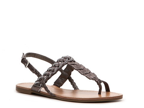 Sandale G by GUESS - Lanzy Sandal - Pewter