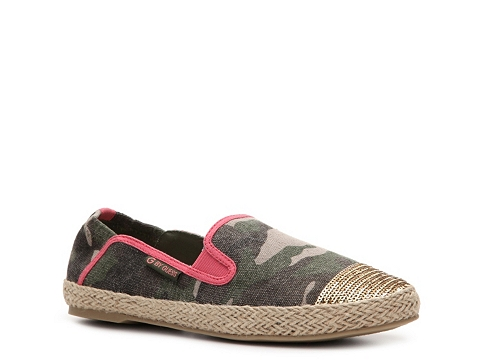 Balerini G by GUESS - G BY GUESS Jazza Camouflage Flat - Camouflage