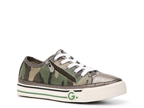Adidasi G by GUESS - Odonna Sneaker - Camouflage