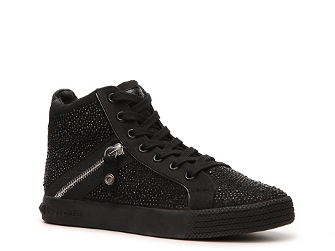 Adidasi G by GUESS - Mistah Sneaker - Black