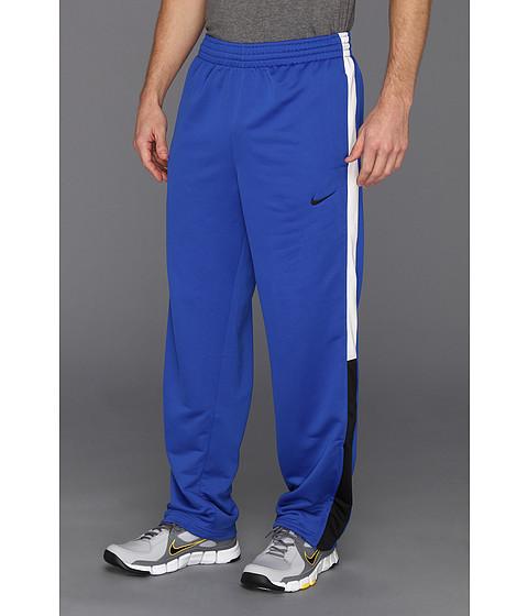 Pantaloni Nike - League Knit Pant - Game Royal/White/Black/Black