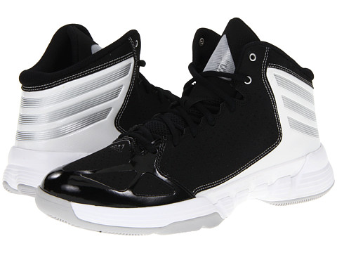 Adidasi adidas - Mad Handle - Black/Running White/Metallic Silver