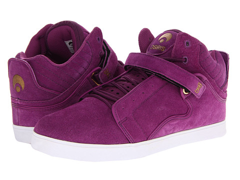 Adidasi Osiris - Bingaman VLC - Purple/Gold/White