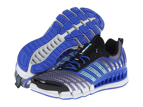 Adidasi Adidas Running - Clima ReVent W - Black/Cobalt/Light Aqua