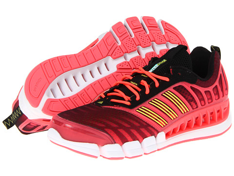 Adidasi Adidas Running - Clima ReVent W - Red Zest/Lab Lime/Black