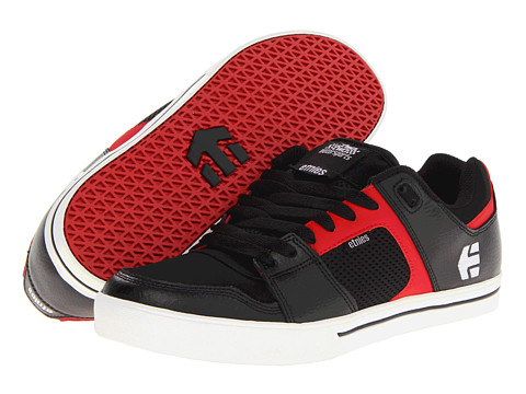 Adidasi etnies - Chad Reed Rockfield - Black/Red/White