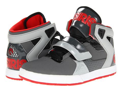 Adidasi Osiris - L2 - Charcoal/Black/Red