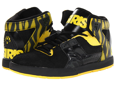 Adidasi Osiris - L2 - Black/Yellow/Black