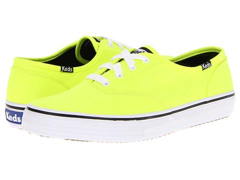 Balerini Keds - Double Dutch Neon - Neon Yellow