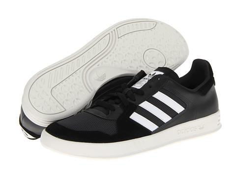 Adidasi adidas - Tennis Court Top ââ¬â Mesh - Solid Grey/White/Black