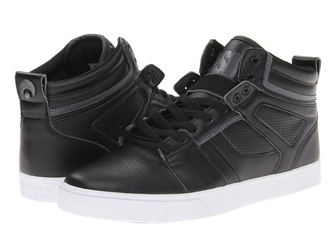 Adidasi Osiris - Raider - Black/Charcoal/White