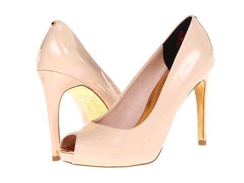 Pantofi Ted Baker - Abesi - Nude Patent