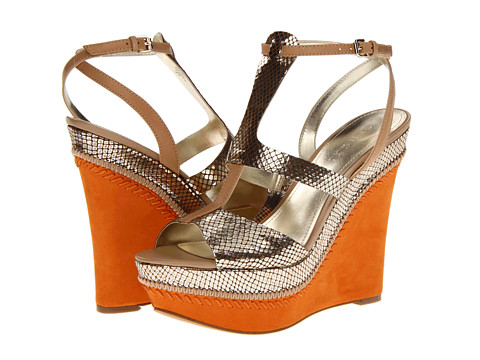 Sandale GUESS - Diastol - Gold Multi Leather