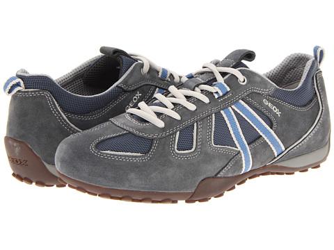 Pantofi Geox - Uomo Snake 73 - Grey/Avio