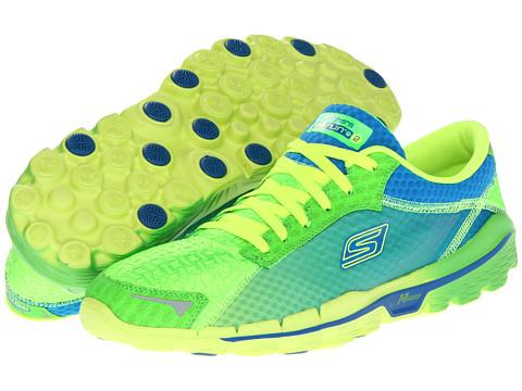 Adidasi SKECHERS - GOrun 2 - Supreme - Green Blue