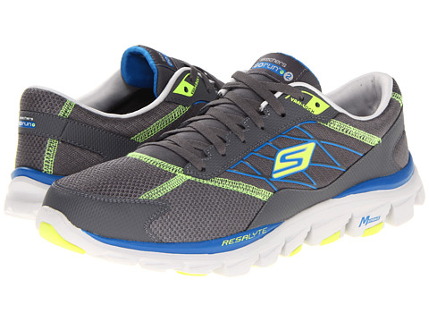 Adidasi SKECHERS - GOrun Ride 2 - Charcoal Blue