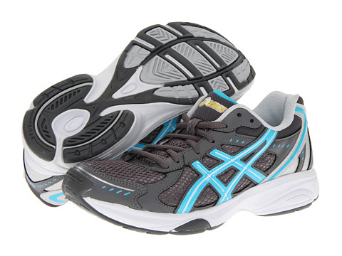 Adidasi ASICS - GEL-Expressâ⢠4 - Charcoal/Turquoise/Silver