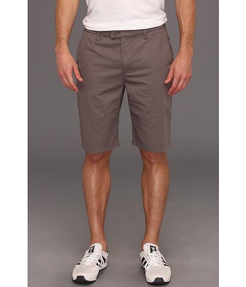 Pantaloni adidas - Slub Twill Walkshort - Iron