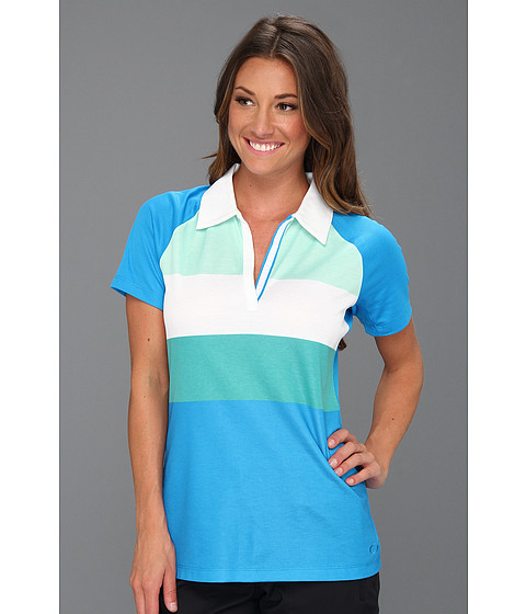 Tricouri Oakley - Class Act Polo Shirt - Lagoon Blue