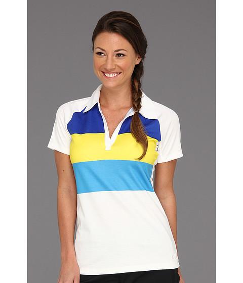 Tricouri Oakley - Class Act Polo Shirt - White