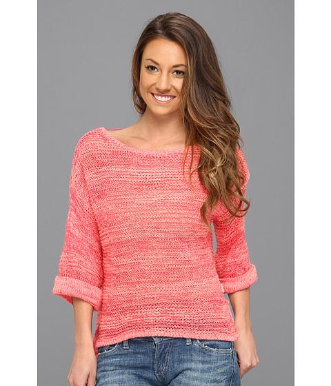 Pulovere Roxy - Total Uproar Sweater - Paradise Pink Pattern
