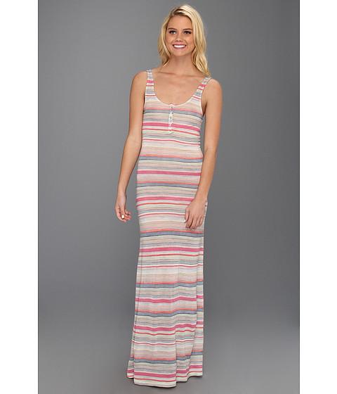 Rochii Quiksilver - Topanga Maxi Dress - Topanga Stripe