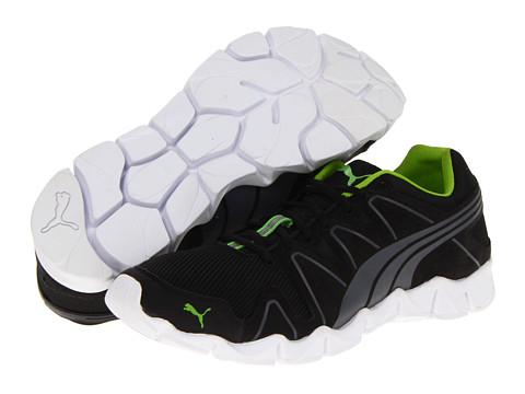 Adidasi PUMA - Shintai Runner MP - Black/Turbulence/Jasmine Green