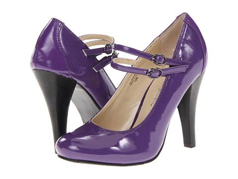 Pantofi Gabriella Rocha - Dancy 2 - Purple Patent