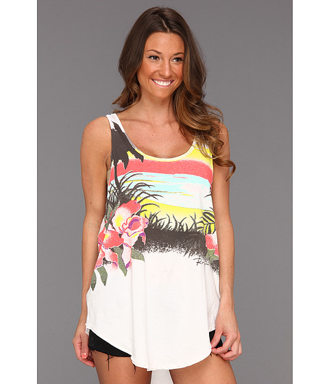 Tricouri Roxy - Hula Hula Tank Top - Sea Salt