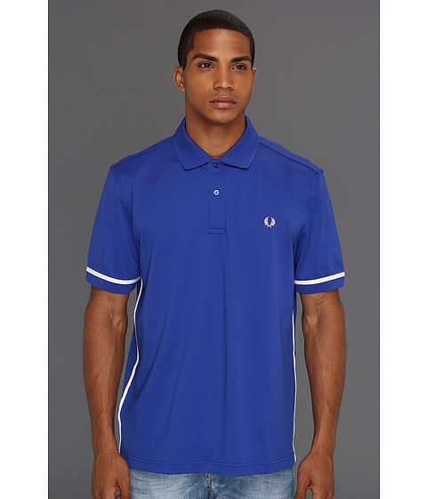 Tricouri Fred Perry - Taped Tennis Polo - Regal