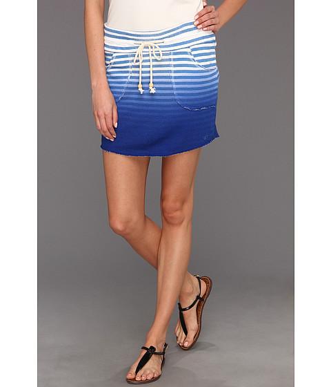 Pantaloni Roxy - Black Sand Skirt - Scuba Stripe