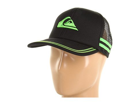 Sepci Quiksilver - Lady Tiger - Lime Green
