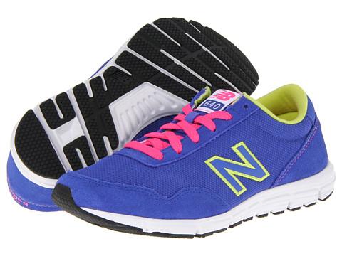 Adidasi New Balance - WL640 - Blue