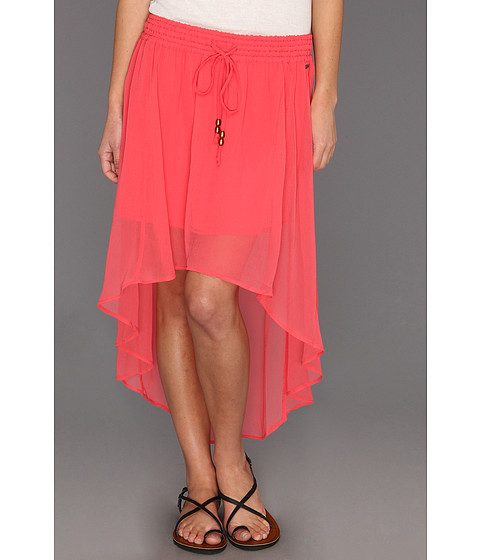 Fuste Roxy - Spring & Honey Skirt - Paradise Pink
