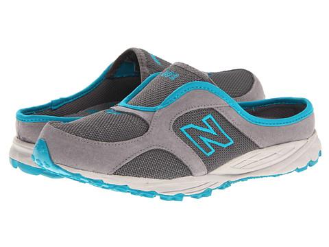 Adidasi New Balance - WL692 - Grey/Light Blue
