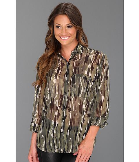 Bluze Type Z - Lulu Blouse - Camouflage