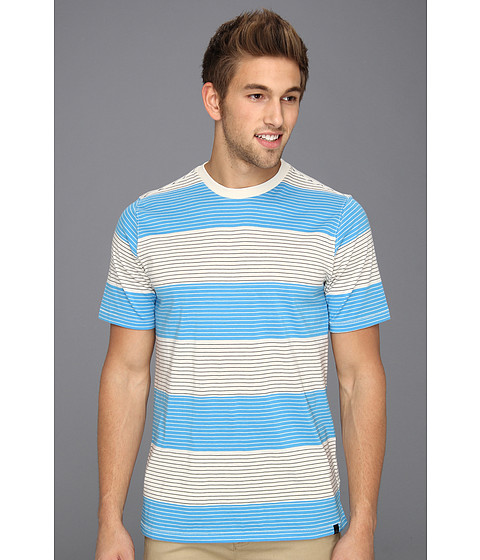 Tricouri Quiksilver - Adams Ave Tee - Cloud