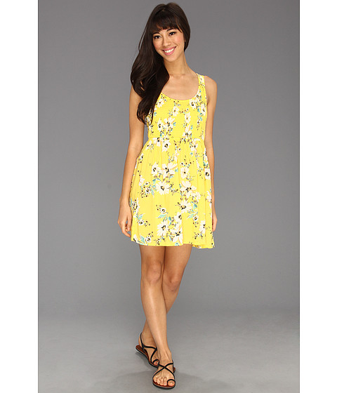 Rochii ONeill - Fields Dress - Banana