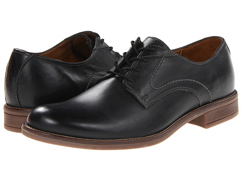 Pantofi Bostonian - Faneuil - Black Leather