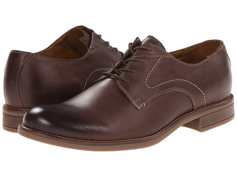 Pantofi Bostonian - Faneuil - Brown Leather