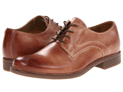 Pantofi Bostonian - Faneuil - Tan Leather