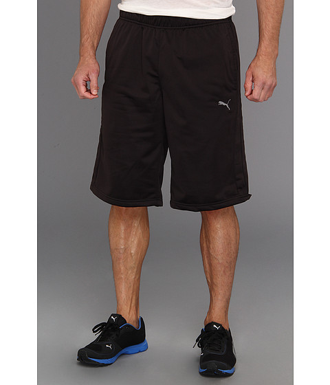 Pantaloni PUMA - Form Stripe Short - Black/Black