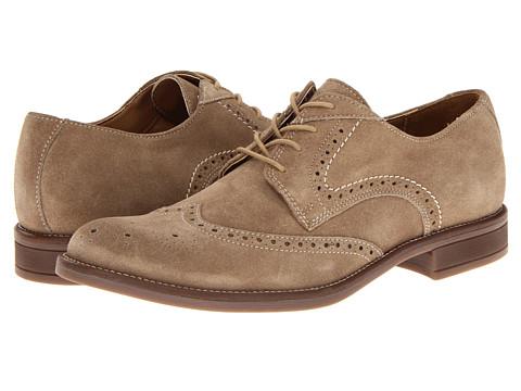 Pantofi Bostonian - Pavillion - Taupe Suede
