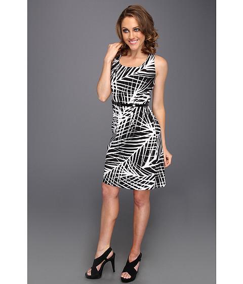 Rochii rsvp - Joda Dress - Black/White