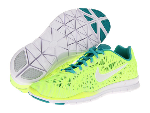 Adidasi Nike - Free TR 3 Breathe - Volt/Pure Platinum/Stadium Grey/White