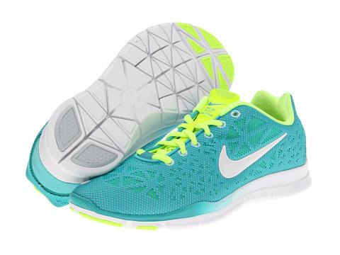 Adidasi Nike - Free TR 3 Breathe - Sport Turquoise/Volt/Ice Blue/White