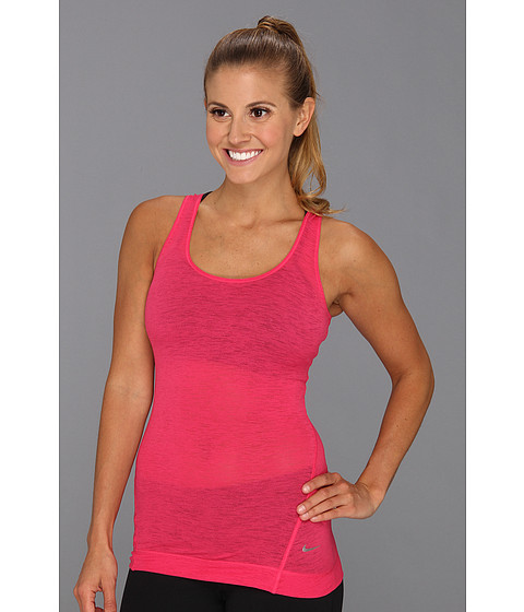 Bluze Nike - Cool Harmony Tank - Pink Force/Ion Pink/Matte Silver