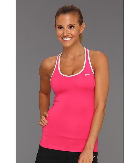 Bluze Nike - Knit Tank - Pink Force/Strata Grey/Matte Silver
