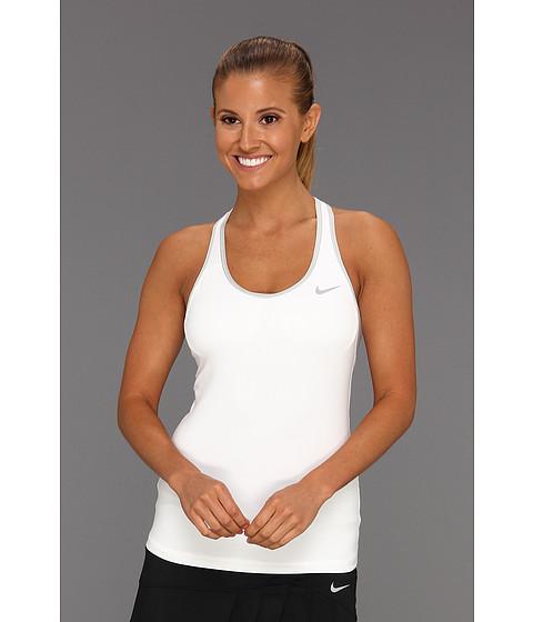 Bluze Nike - Knit Tank - White/Strata Grey/Matte Silver